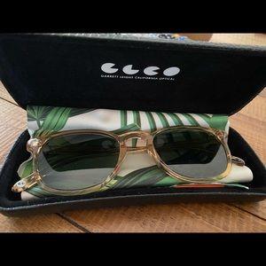 Garrett Leight Sunglasses - Brand New